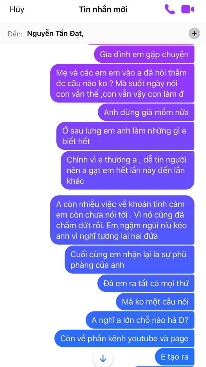 Du Uyên chính thức lên tiếng: Thời điểm chia tay không như Đạt G công khai, ám chỉ Cindy Lư rồi cũng sẽ bị tổn thương?-7