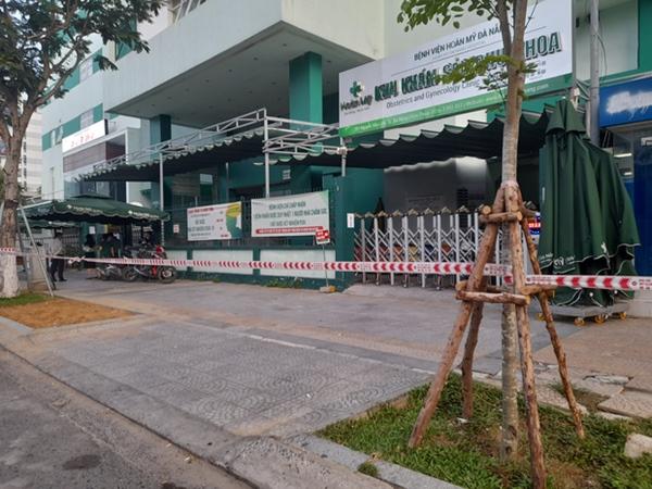 Đà Nẵng ghi nhận ca dương tính với SARS-CoV-2 trong cộng đồng, cử công an giám sát Bệnh viện Hoàn Mỹ-1