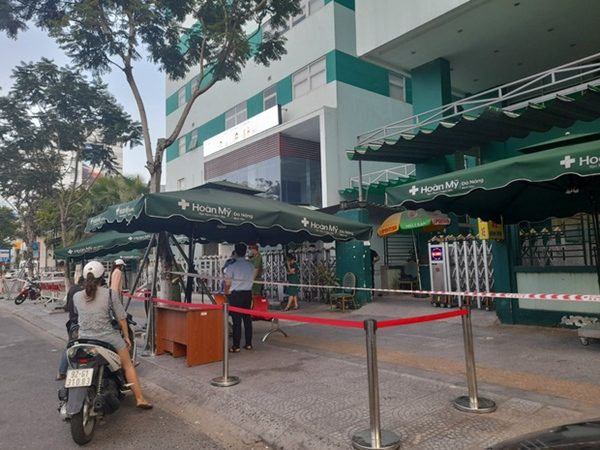 Đà Nẵng ghi nhận ca dương tính với SARS-CoV-2 trong cộng đồng, cử công an giám sát Bệnh viện Hoàn Mỹ-2