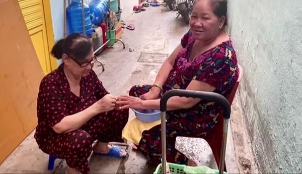 Nghệ sĩ Hoa Mỹ Hạnh: Con chết, chồng lấy tiền cho vợ bé, phải dắt xe nail đi khắp nơi mưu sinh-3