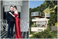 Bà xã Chi Bảo khoe được chồng tặng biệt thự view biển siêu đồ sộ, phản ứng lầy lội khiến dân tình phải bật cười