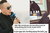 'Đại sứ cách ly' Vũ Khắc Tiệp comeback: 'Nhá hàng' casting tại 3 thành phố thì cả 3 nơi tạm ngưng hoạt động vì dịch