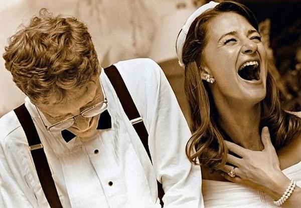 Tỷ phú Bill Gates khẳng định: Chúng tôi không thể phát triển cùng nhau như 1 cặp vợ chồng, song phát ngôn trước đó của bà Melinda lại khác hẳn-2