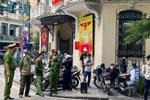 Hà Nội: Tạm phong tỏa tòa Park 10 - chung cư Times City liên quan ca dương tính SARS-CoV-2-2