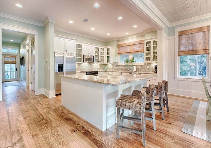 Ý tưởng nhà gỗ đầy màu sắc được thiết kế theo phong cách đơn giản nhưng nhìn góc nào cũng hấp dẫn bởi những chi tiết độc đáo này-6
