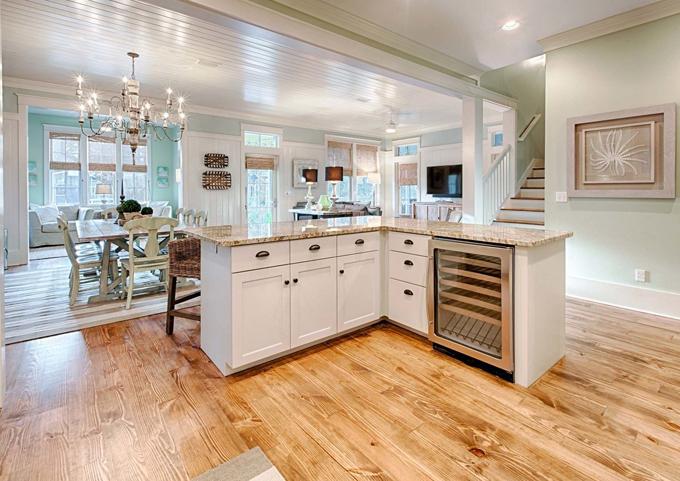 Ý tưởng nhà gỗ đầy màu sắc được thiết kế theo phong cách đơn giản nhưng nhìn góc nào cũng hấp dẫn bởi những chi tiết độc đáo này-10