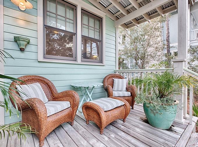 Ý tưởng nhà gỗ đầy màu sắc được thiết kế theo phong cách đơn giản nhưng nhìn góc nào cũng hấp dẫn bởi những chi tiết độc đáo này-22