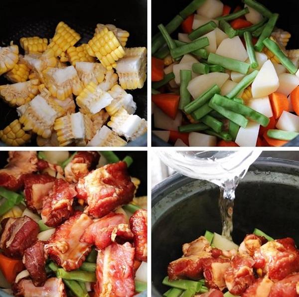 Món ăn thích hợp nhất vào mùa hè dành cho người lười, chỉ cần nồi cơm điện là nấu cực nhanh trong 3 bước-7