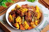 Món ăn thích hợp nhất vào mùa hè dành cho người lười, chỉ cần nồi cơm điện là nấu cực nhanh trong 3 bước