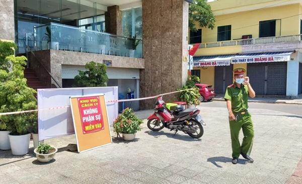Đà Nẵng: Nữ nhân viên khu vực massage khách sạn Phú An dương tính lần 1 với SARS-CoV-2, khẩn trương truy vết người tiếp xúc-2