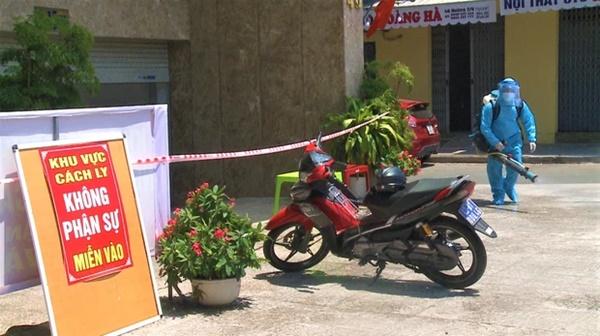 Đà Nẵng: Nữ nhân viên khu vực massage khách sạn Phú An dương tính lần 1 với SARS-CoV-2, khẩn trương truy vết người tiếp xúc-4