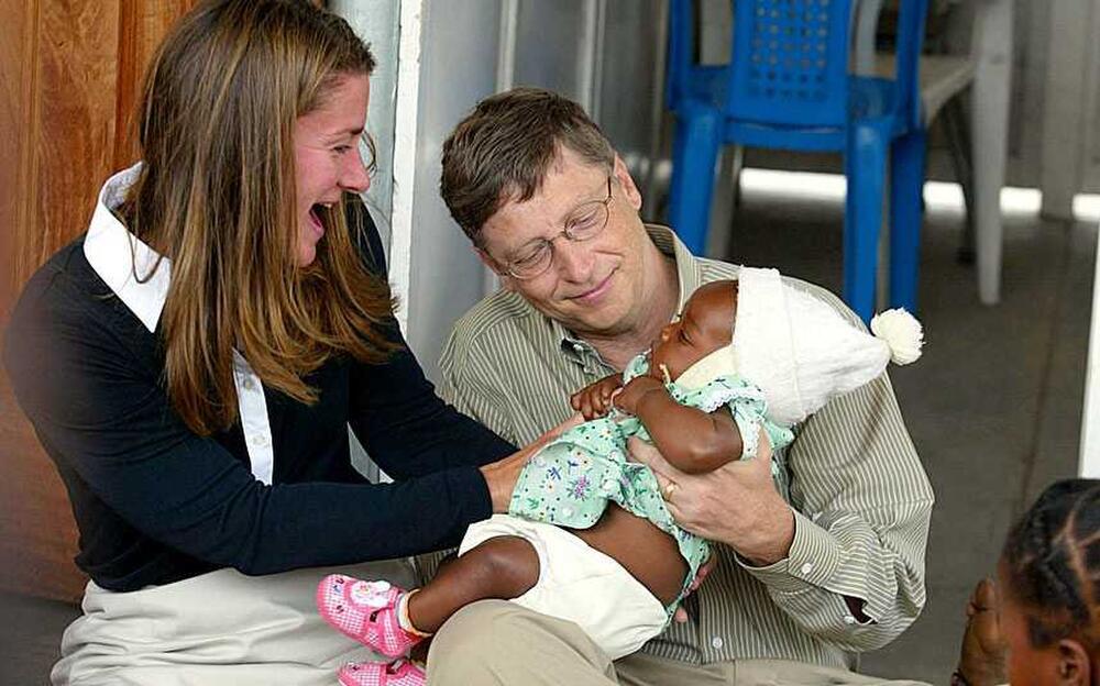Trước khi LY HÔN, đệ nhất ngôn tình Bill Gates từng tấm tắc: Kết hôn với Melinda là quyết định sáng suốt nhất đời tôi-4