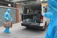 Truy vết, đưa F1 của ca bệnh tại Hà Nội đi cách ly tập trung