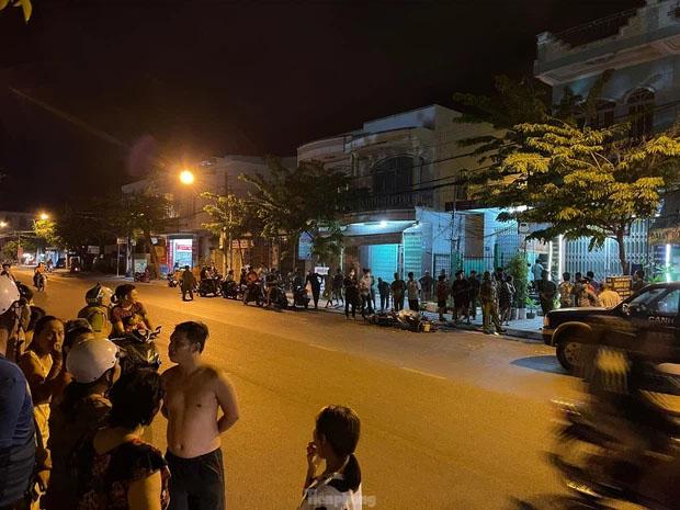 Một phụ nữ trúng đạn sau tiếng súng nổ gần quán cà phê tại Nha Trang-1
