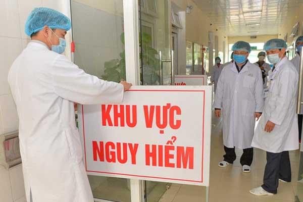 Bác sĩ dương tính SARS-CoV-2 mới ghi nhận ở Hà Nội công tác tại BV Bệnh Nhiệt đới Trung ương-1