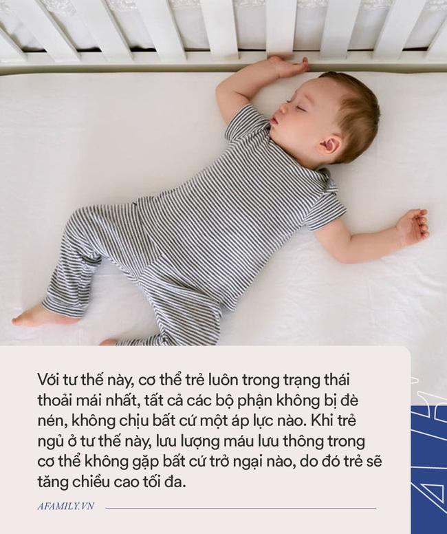 3 tư thế ngủ ảnh hưởng đến chiều cao của trẻ, mẹ không giúp sửa thì con có thể bị lùn trong tương lai-4