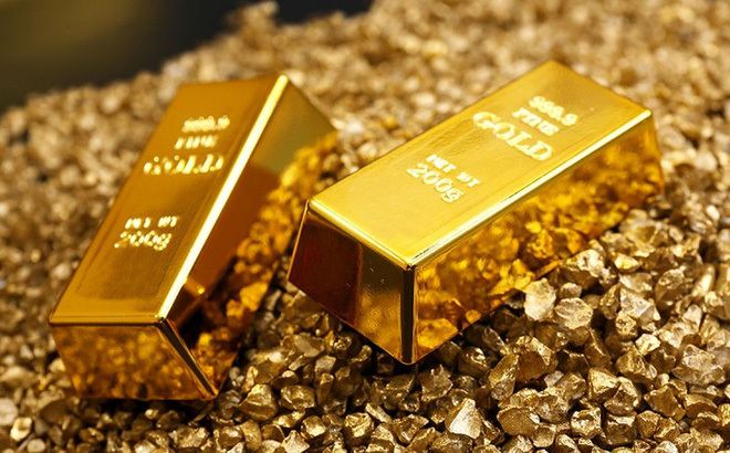 Giá vàng hôm nay 5/5: Mỹ ghi kỷ lục 4 thập kỷ, vàng tăng vọt-1