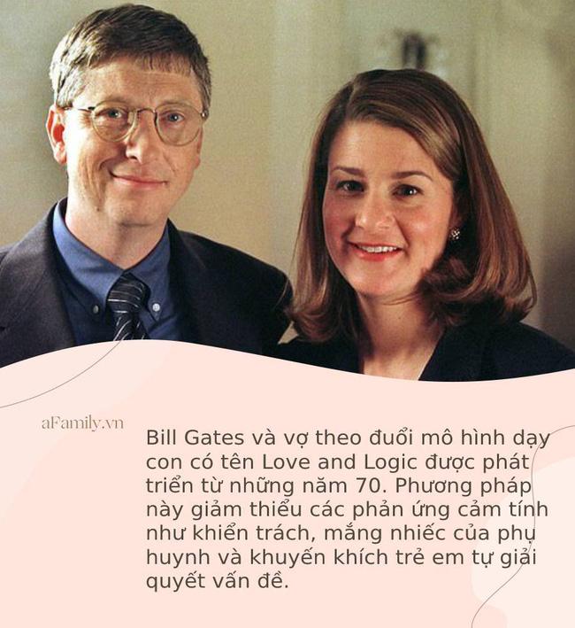Bill Gates và vợ cung đàn vỡ đôi, nhìn lại 8 nguyên tắc dạy con siêu hay ho của cặp đôi một thời, ai cũng ngưỡng mộ-9