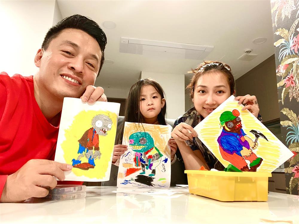 Vợ kém 17 tuổi của anh Hai Lam Trường kể chuyện đi đẻ cực hài, tiết lộ cả vấn đề giường chiếu sau sinh-8