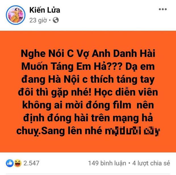 Vợ Xuân Bắc liên tục đăng đàn cà khịa Trang Trần, cựu siêu mẫu đáp trả cực gắt còn tuyên bố sẵn sàng tay đôi-2