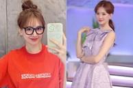 Để ý mới thấy Hari Won có 4 cách buộc tóc rất trẻ trung và xinh tươi, lý tưởng để nàng 30+ copy theo