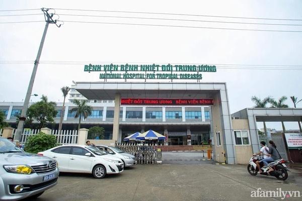 Đóng cửa BV Bệnh nhiệt đới TW sau ca dương tính SARS-CoV-2 là bác sĩ, ngừng tiếp nhận bệnh nhân nội trú tại cả 2 cơ sở-1