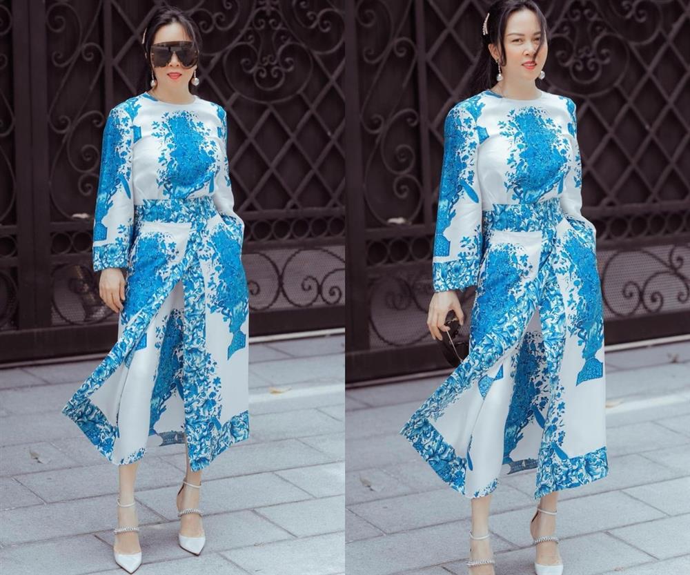 Nhìn Phượng Chanel mà choáng váng: Khi xưa là thảm họa thời trang, nay đã sang chuẩn phu nhân tài phiệt-4