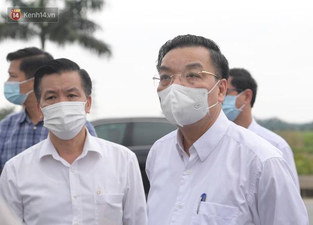 Chủ tịch Hà Nội: Phong toả BV Bệnh Nhiệt đới Trung ương cơ sở 2 do có ca dương tính mới ở cả bác sĩ, bệnh nhân, người nhà-1