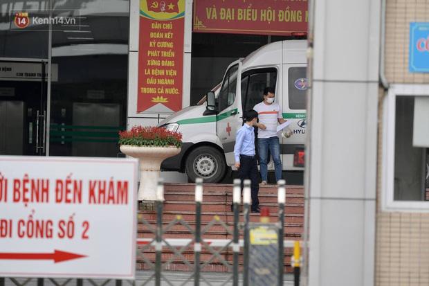 Chủ tịch Hà Nội: Phong toả BV Bệnh Nhiệt đới Trung ương cơ sở 2 do có ca dương tính mới ở cả bác sĩ, bệnh nhân, người nhà-3