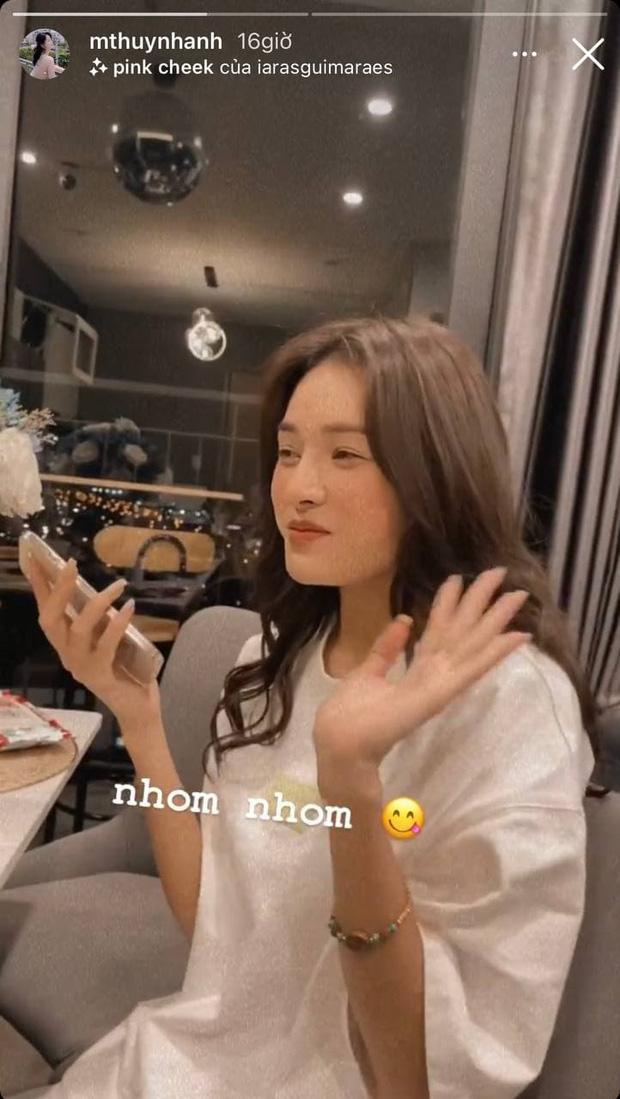 Huỳnh Anh gây chú ý khi bỗng đu đưa với bồ tin đồn của Huỳnh Phương, ai ngờ lộ thêm hint hẹn hò với hot TikToker trai Việt đó-3