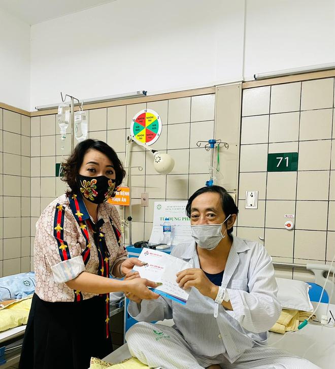Nghệ sỹ Giang Còi: Ung thư chuyển nặng, ra máu nhiều, lại phải nhập viện-2