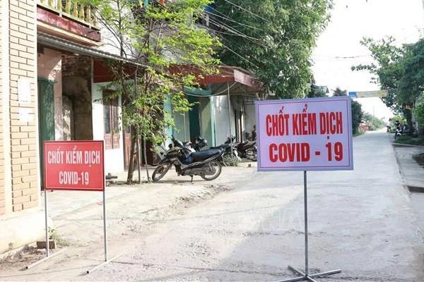 Phát hiện một ca nghi mắc COVID-19 ở thị xã Mỹ Hào, tỉnh Hưng Yên