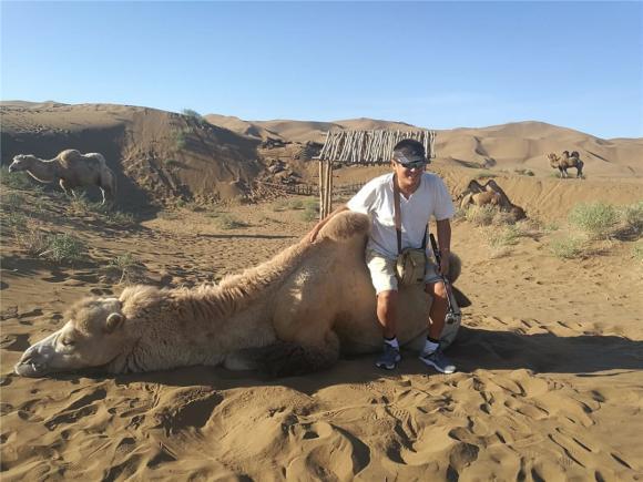 Tại sao phải cẩn thận với xác lạc đà trong sa mạc? Các nhà khoa học: nó tương đương với vũ khí sinh hóa-1