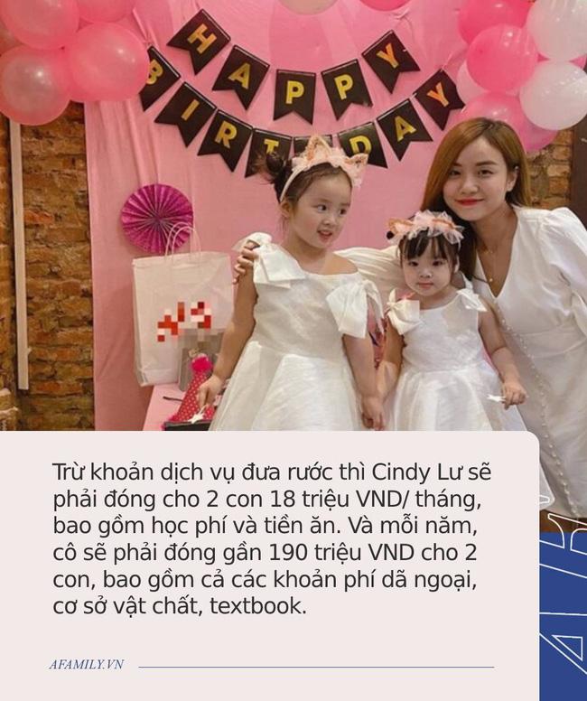 Vợ cũ Hoài Lâm không nhận của chồng 1 đồng trợ cấp: Tất bật bán bún, kiếm tiền cho 2 con học trường quốc tế, mức học phí khiến ai cũng choáng-5