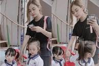 Vợ cũ Hoài Lâm không nhận của chồng 1 đồng trợ cấp: Tất bật bán bún, kiếm tiền cho 2 con học trường quốc tế, mức học phí khiến ai cũng choáng