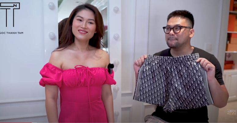 Ái nữ đại gia thuỷ sản bị stylist riêng cà khịa vụ mua quần đùi 47 triệu: Đây là thứ cuối cùng tôi muốn mua!-3