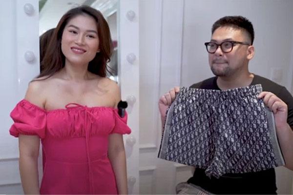 Ái nữ đại gia thuỷ sản bị stylist riêng cà khịa vụ mua quần đùi 47 triệu: Đây là thứ cuối cùng tôi muốn mua!
