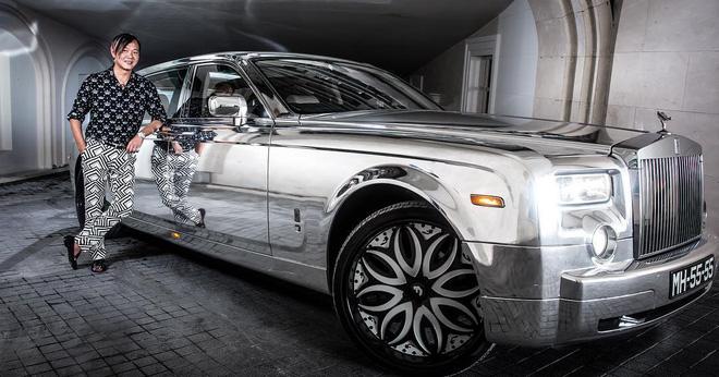 Tỷ phú chiều vợ như bà hoàng, mua 30 chiếc Rolls-Royce hơn 640 tỷ, cuối cùng lâm cảnh thất bát-8
