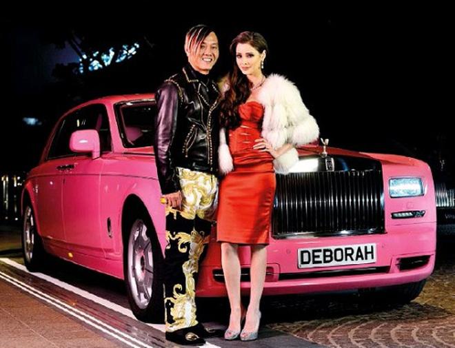 Tỷ phú chiều vợ như bà hoàng, mua 30 chiếc Rolls-Royce hơn 640 tỷ, cuối cùng lâm cảnh thất bát-5