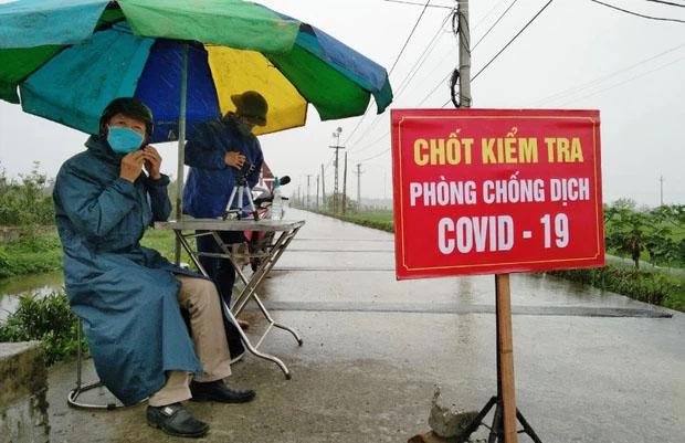 Khẩn: Thái Bình tìm người đến 3 địa điểm liên quan ca dương tính SARS-CoV-2-1