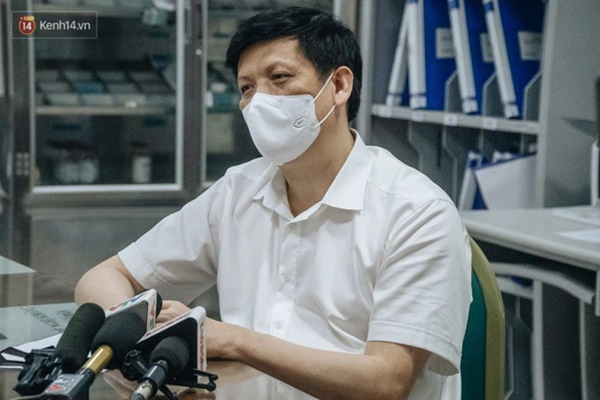 Bộ trưởng Bộ Y tế nói về nguồn lây chùm 22 ca bệnh tại BV Bệnh Nhiệt đới TW-1