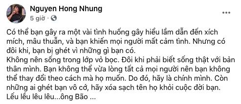 Giữa ồn ào với Trang Trần, vợ Xuân Bắc: Đôi khi bạn bị ghét vì những gì bạn có-1