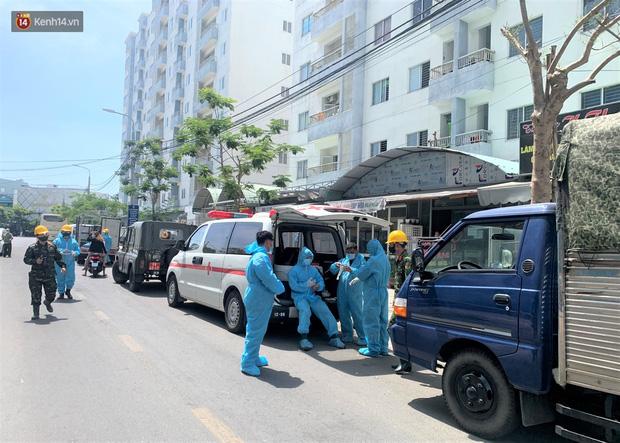 Đà Nẵng phong tỏa 1 chung cư, xét nghiệm 500 người vì liên quan đến ca dương tính với SARS-CoV-2-3