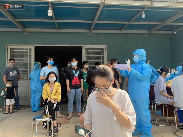 Đà Nẵng phong tỏa 1 chung cư, xét nghiệm 500 người vì liên quan đến ca dương tính với SARS-CoV-2-4