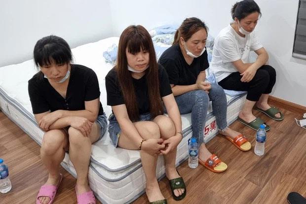 Chân dung gã thợ sửa chữa ô tô người Trung Quốc tổ chức cho đồng hương ở chui tại Hà Nội-1