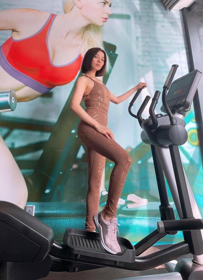 Bị netizen ném đá vì khoe vòng 3 kém duyên lúc tập gym, Lệ Quyên có màn đáp trả đi vào lòng người khiến ai cũng phải gật gù-3