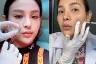Huyền Baby - Phương Trinh Jolie: 2 mỹ nhân công khai tiêm filler mặt nhìn 'nổi da gà'