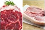Người bán thịt không bao giờ tiết lộ cho bạn biết: Cách phân biệt thịt gà, lợn, bò không tiêm nước, thuốc an thần