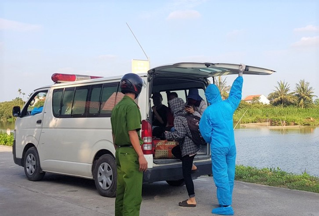 Tài xế mắc Covid-19 ở Thanh Hóa đi nhiều nơi, tiếp xúc nhiều người, có 75 F1-2