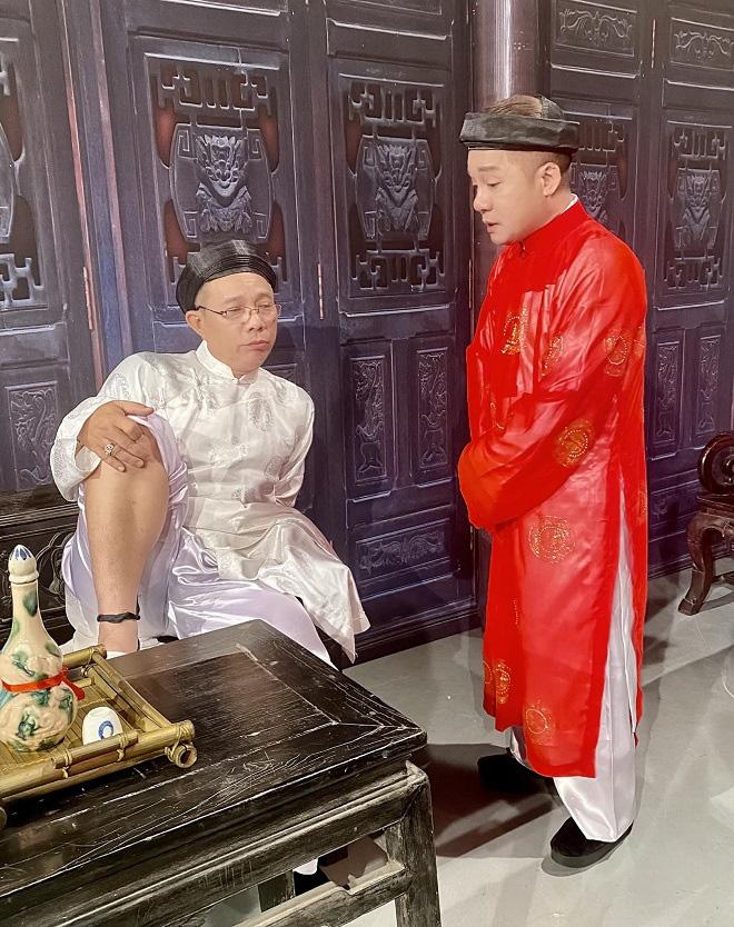 Minh Nhí thay thế Trấn Thành ở Thách thức danh hài: Họ mời trân trọng, đồng ý với giá tôi đưa ra-5